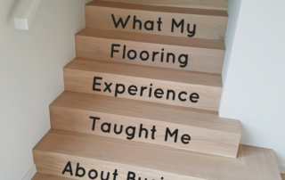 What My Flooring Experience Taught Me About Business