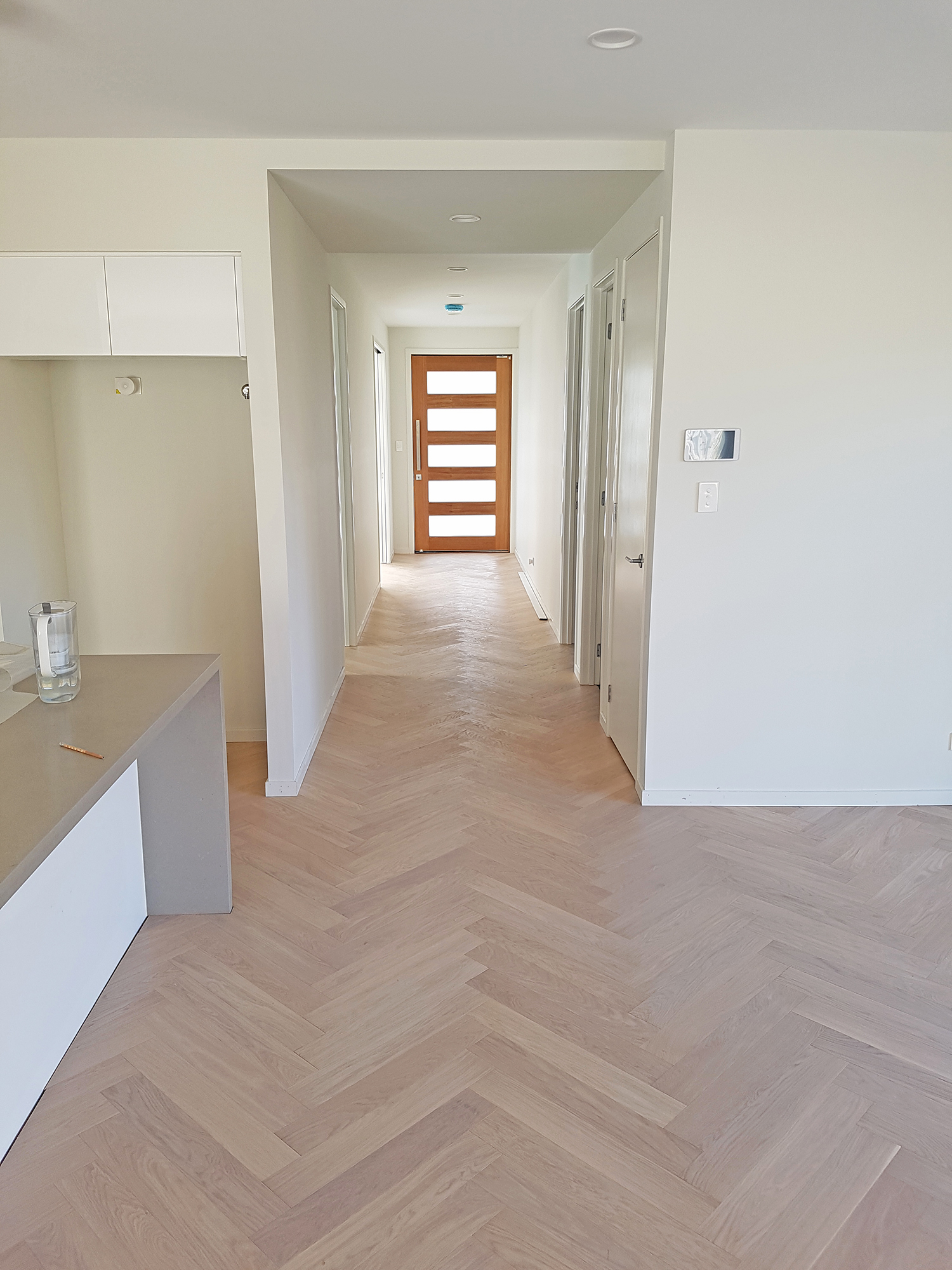 Herringbone Timber Floors
