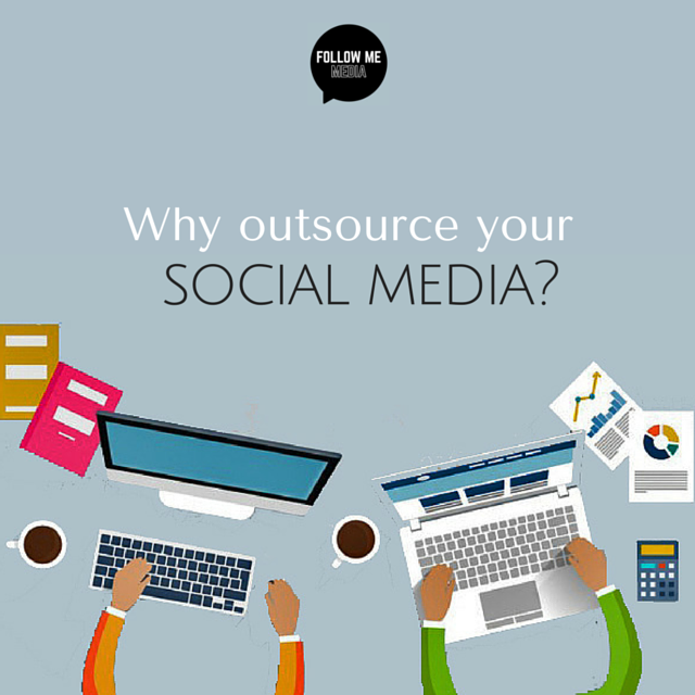 Why outsource your social media