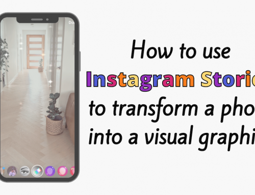How to use Instagram Stories to create graphics