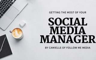 How to get the most out of your social media manager